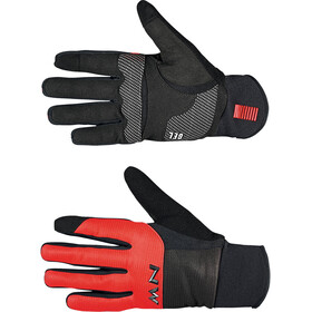 Northwave Power 3 Full Handschoenen Heren, black/red